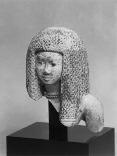 Female Head and Bust
