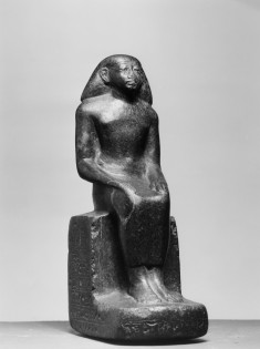 High Priest of Hathor, Seated