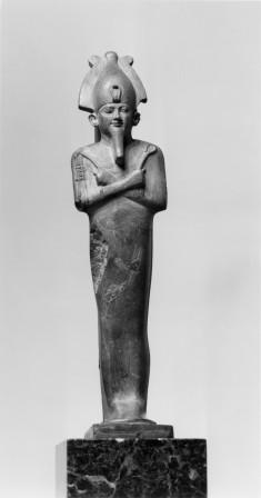 Osiris Standing