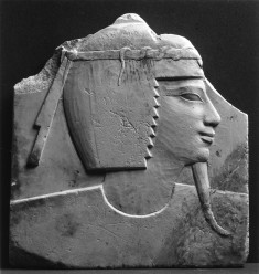 Model with the Head of a King and the Head of a Hawk