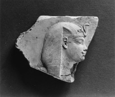 Model with the Head of a King and a Human Hand