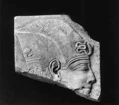 Model with the Head of a King and a Head with a Cap