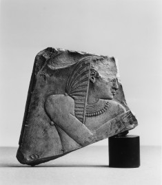 Model with a Male Figure, a Human Leg, and Part of a Lion