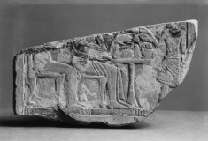 Stele with Deceased and Wife