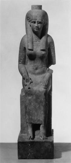 Seated Goddess Rayet-tawy (Rat-taoui)