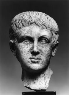 Portrait Head of Gaius (Caligula ) (?) Before AD 37