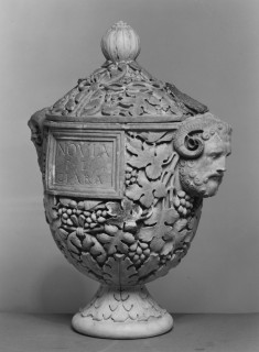 Urn with Lid