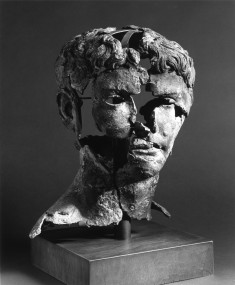 Head of a Member of the Julio-Claudian Family, Possibly Tiberius