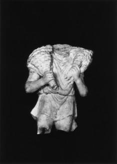 Shepherd Carrying Lamb