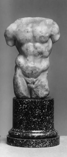 Male Torso (Fragment)
