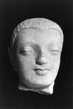 Head of a Monk