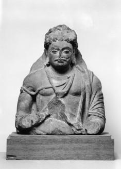 Fragment of a Bodhisattva