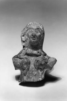 Head and Torso of Village Divinity