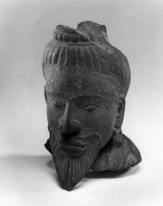Head of Rishi or Hermit
