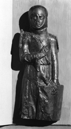 Figure in Armor from a Tomb