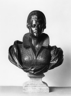 Bust of a Lady, Vincenza Spinelli (?)