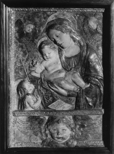 Virgin and Child with St. John the Baptist and Angels