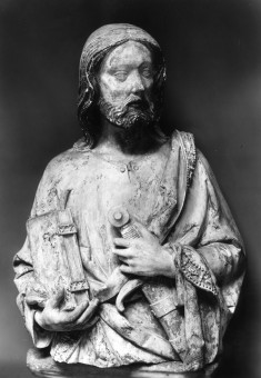 Half-Length Figure of St. James the Less or St. Paul