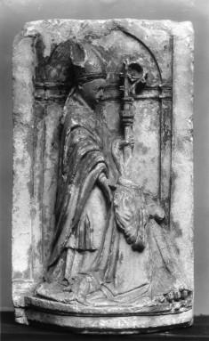 St. Norbert Presenting an Augustinian Regular Canon (now headless)
