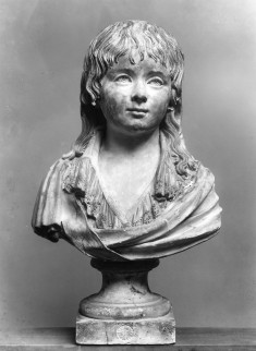 Bust of Louis XVII