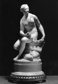 Nymph Seated
