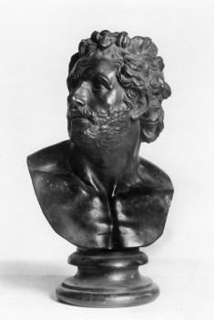 Bust of a Man Form the Antique Marble Known as Head of Diomedes