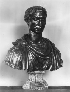 Bust of Emperor Claudius