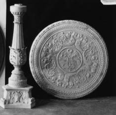Table with Acanthus Leaves and a Musical Trophy
