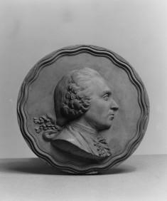 Portrait of Louis Gabriel Moreau (1740-1806), known as Moreau the Elder
