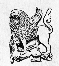 Relief with Griffin Attacking a Stag