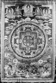 Mandala of Yamantaka (Conqueror of Death)