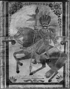 Figure on Horseback