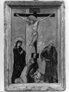 Diptych of the Crucifixion