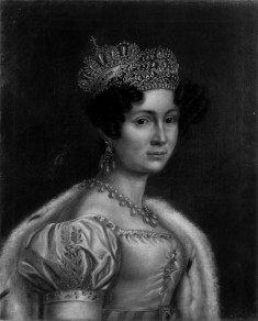 Portrait of Queen Therese of Bavaria