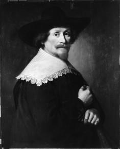 Half-length Portrait of a Man