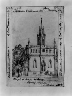 Chapel of St. Mary and St. Joseph, St. Mary's Seminary, Baltimore
