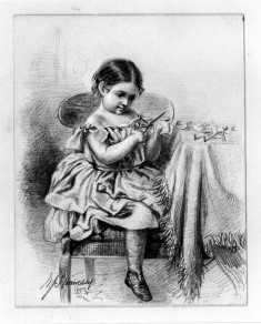 The Young Dressmaker
