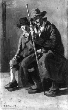 Two Italian Peasants
