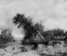 English Barnyard