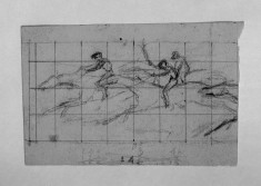 Sketch of a Horse Race
