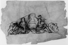 Design for a pediment