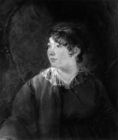Portrait Of Mrs. Mellon, Duchess Of St.