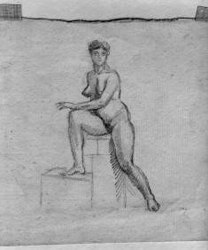Drawing of a Model