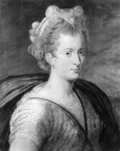 Allegorical Portrait of a Woman