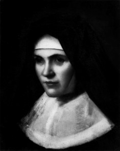 Portrait of Gabrielle des Courtis (?)