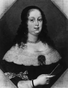 Vittoria della Rovere, Wife of Ferdinand II de' Medici