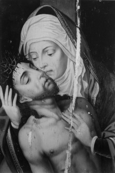 The Dead Christ in Arms of Mary