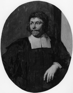 Half Length Portrait Of A Man