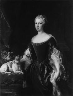 Portrait of the Princess de Bouillon