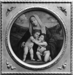 Madonna and Child with Saint John the Baptist